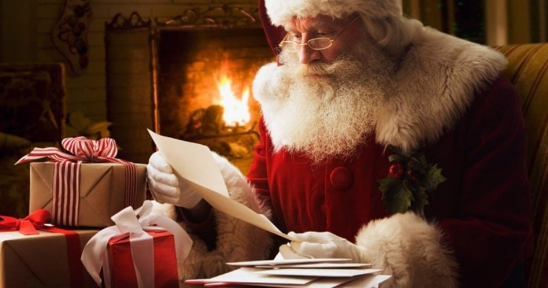 Santa Has Tenure…