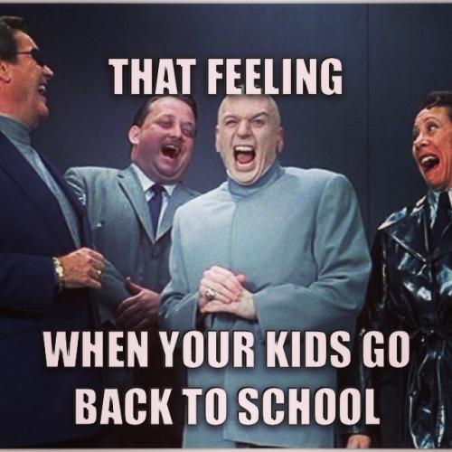 Back to School Parents