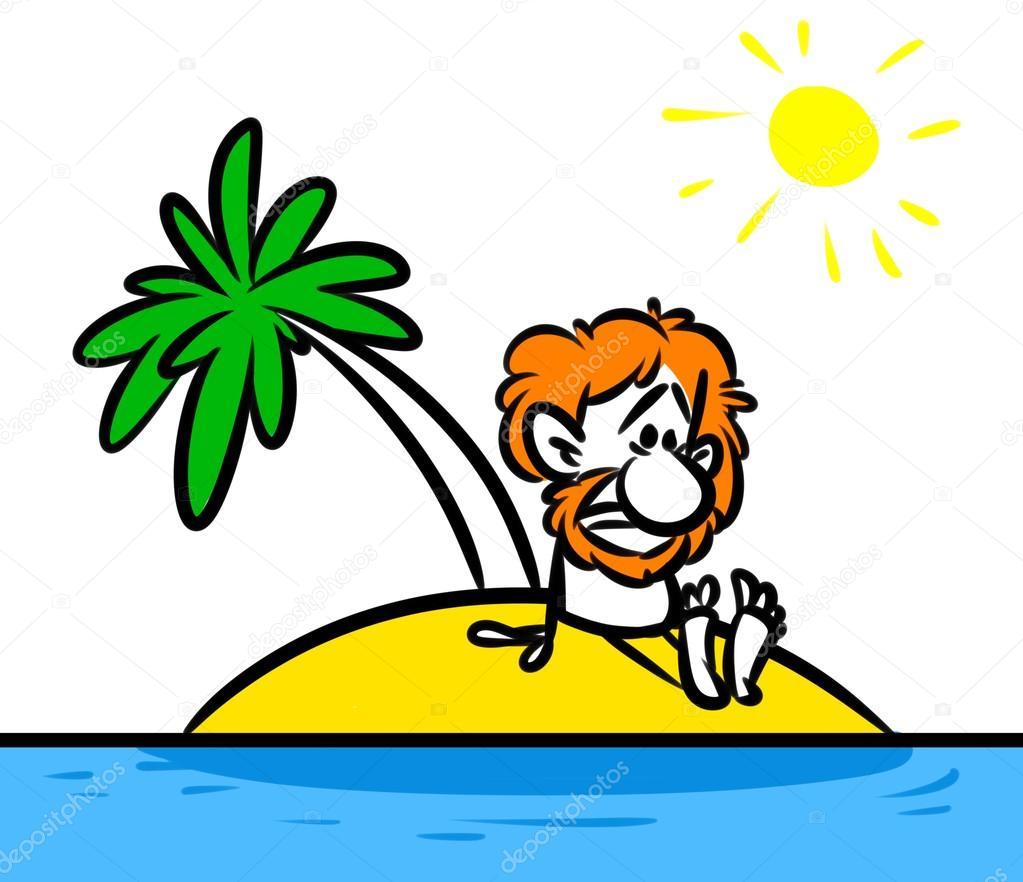 depositphotos_112570152-stock-photo-character-man-desert-island-robinson