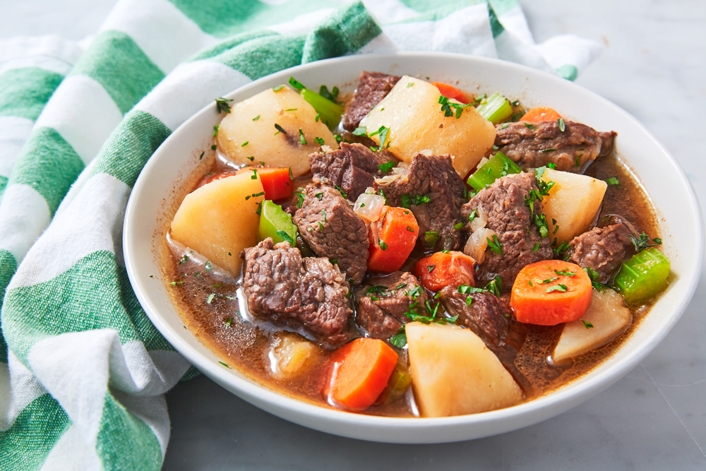 Basic Irish Stew
