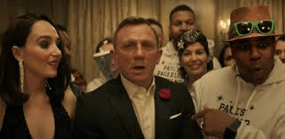 SNL with Daniel Craig… Spoof on James Bond's New Movie this Fall…